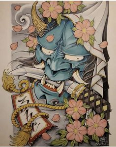 If you're brooding about getting a Japanese tattoos, then we recommend reading this guide to urge familiar with the meaning of traditional Japanese tattoos Japan Tattoo Design, Japanese Tattoo Designs, Japanese Tattoo Art, Japanese Sleeve Tattoos, Japanese Design, Yakuza Style Tattoo, Irezumi Tattoos, Geisha Tattoos, Hannya Mask Tattoo