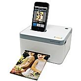 VuPoint Solution Photo Cube Photo Printer and Cartridges