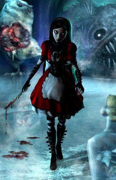 In game Alice