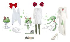 """""""Pokemon Evolution"""" by hahossack ❤ liked on Polyvore featuring Boohoo, Zimmermann, Chloé, adidas Originals, Galvan, Ermanno by Ermanno Scervino, Accessorize, Dsquared2, Anne Sisteron and CasualCosplay"""