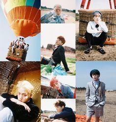 방탄소년단 Special Album '화양연화 Young Forever' Concept Photo