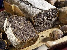 Makovník Czech Recipes, Pound Cake, Banana Bread, Deserts, Rolls, Dessert Recipes, Favorite Recipes, Sweets, Cookies