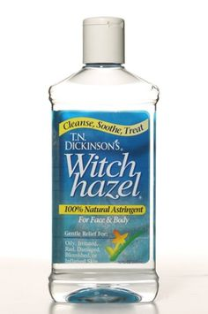 T.N. Dickinson's Witch Hazel Cleanser $4.49  http://www.drugstore.com/t-n-dickinsons-all-natural-astringent-for-face-and-body/qxp86716?catid=155185&fromsrch=Dickinson