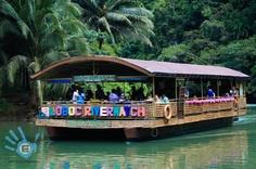 Day 3 of Backpacking in Bohol : Tagbilaran - Baclayon - Loboc - Carmen - Tubigon - Cebu ~ Escape Manila