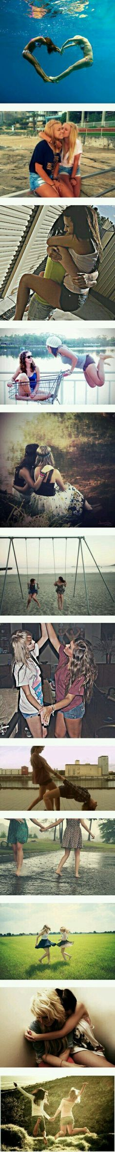 I need a friend to do these pics with :)