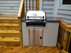 Middle River, MD- Outdoor Kitchen