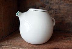 White Teapot for Two.