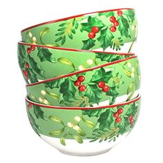"222 Fifth Christmas Foliage Set of Four 5 1/2"" 222 Fifth https://www.amazon.com/dp/B0195EB9AG/ref=cm_sw_r_pi_dp_x_.qIYybJTQKP0W"