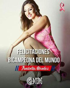 Gracias Anabella Mendoz por dejar en lo más alto al patinaje azulgrana...