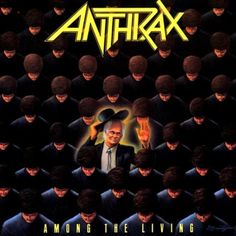 """MUSIC EXTREME: CLASSIC VIDEO OF THE DAY: ANTHRAX """"AMONG THE LIVIN... #anthrax #metal #thrashmetal #thrash  #musicextreme #metalhead #metalmusic #metalhammer #metalmaniacs #terrorizer #ATMetal #loudwire #Blabbermouth #Bravewords"""