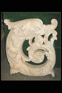 Antique marble dolphin architectural fragment