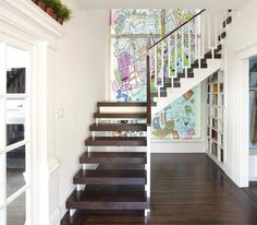 28 Insanely Clever Hidden Rooms And Secret Passageways Attic House, Attic Rooms, Attic Spaces, Attic Bathroom, Kid Spaces, Attic Renovation, Attic Remodel, Hidden Rooms, Hidden Spaces