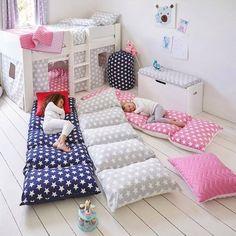 Çocuklarınızın odasının dekoratif ve eğlenceli olmasını istiyorsanız yeni fikirlere açık olmalısınız. Üstelik bulduğunuz fikrin sadece dekoratif olması da yeterli değil, aynı zamanda işlevsel de ol…