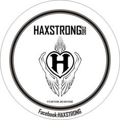 You are never, ever alone. Visit us at HAXSTRONG.org.