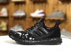 155761f43 Adidas Ultra Boost UB4. 0 Black White EF0144 Mens Winter Running Shoes  Adidas Ultra Boost