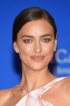 Irina Shayk at the 2015 White House Correspondents' Dinner.