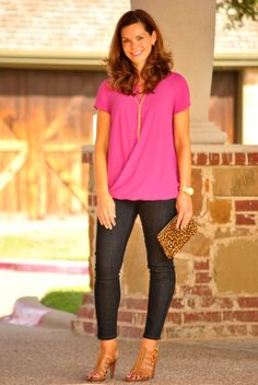These jeans are perfect in every way! #loftjeans #outfit