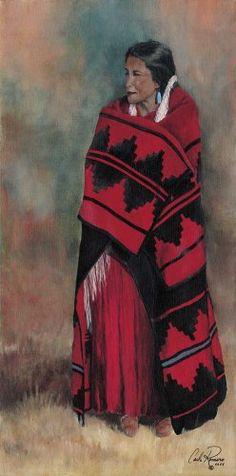 Carla Romero  Lady in Red     kK