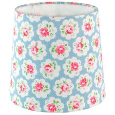 Bedroom | Provence Rose Large Lampshade | CathKidston