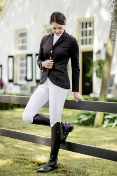 The most important role of equestrian clothing is for security Although horses can be trained they can be unforeseeable when provoked. Riders are susceptible while riding and handling horses, espec… Equestrian Girls, Equestrian Boots, Equestrian Outfits, Equestrian Style, Equestrian Fashion, Horse Riding, Riding Boots, Riding Habit, English Riding