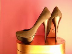 Grandiosos zapatos de mujer para fiesta | Especial Zapatos de Moda