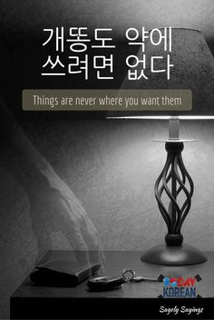 Check out today's #Korean Sagely Saying!  This is a Korean proverb that means Things are never where you want them. Cant read Korean yet? Free Korean reading guide (link in bio).  Repin if you like this proverb!