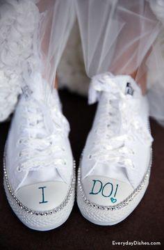 112 Su Scarpe Shoes Bhs Converse Immagini Fantastiche Wedding rHqRxUrP