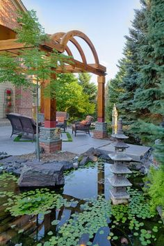 See photos about 38 Backyard Pergola and Gazebo Design Ideas from DIY