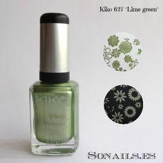 """Kiko Mirror 627 """"Lime Green"""""""
