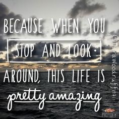 Because when you stop and look around this life is pretty amazing. Big Love #themindresetcoach  #releaseandincrease