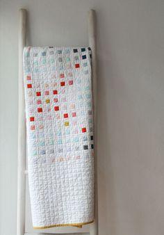 Cheerful modern quilts