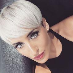 11 Kurzhaarfrisuren, die sehr gut zu der modernen Frau von heute passen! - Seite 7 von 10 - Neue Frisur