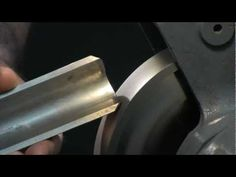 Making Woodturning Tools Part 4: Roughing Gouge - YouTube