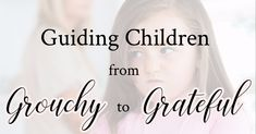 Do your kids whine and complain all the time? Get some practical help from an experienced mama on teaching your kids to be thankful!