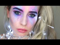 3D GLITCH - Makeup Tutorial - YouTube | Costume/Halloween Makeup ...