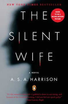 The Silent Wife by A. S. A. Harrison | PenguinRandomHouse.com  Amazing book I had to share from Penguin Random House
