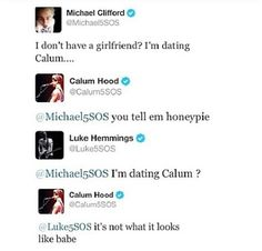 Luke is THEE jealous girlfriend.