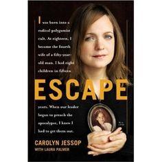 Escape (Hardcover) www.amazon.com/...