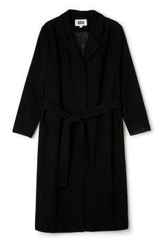 Weekday image 1 of Control Coat in Black