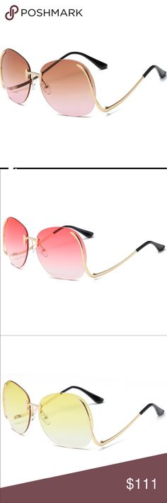COMING SOON❗️ Vintage Look Sunnies Brand New....Beautiful vintage look Sunnies perfect for the summer. Available in assorted colors. Please feel free to ask questions. No holds or trades. Thank you! faith & sparkle Accessories Sunglasses