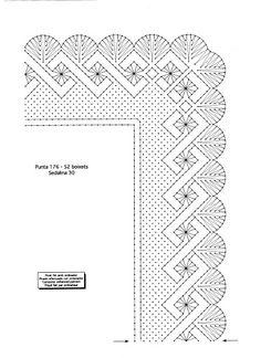 500 PLANTILLAS DE BOLILLOS - patri - Álbumes web de Picasa Bobbin Lace Patterns, Crochet Patterns, Lacemaking, Parchment Craft, Borders And Frames, Tatting Lace, Needle Lace, Lace Design, Sewing Stores