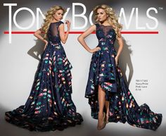 Tony Bowls Style TB117302 - View the Tony Bowls Collection now and contact a retailer near you to order the perfect designer dress for your social occasion!