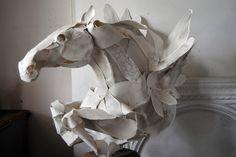 Pegasus Bust