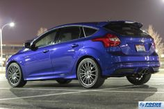 "Superturismo LM 18"" on Ford Focus ST #OZRACING #RACING #SUPERTURISMO #LM #RIM #WHEEL"