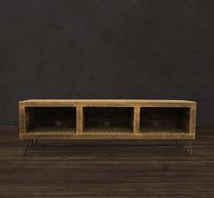 Reclaimed Wood Coffee Table by AtlasWoodCo on Etsy