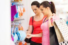 8 asiaa, jotka käyvät jokaisen naisen mielessä uusia rintaliivejä sovittaessa