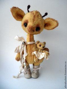 Teddy Bears handmade.  Fair Masters - handmade Guadeloupe.  Handmade.