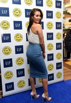 #ChloeGoodman #GAPParty #JeansforGenes #JeansforGenesDay
