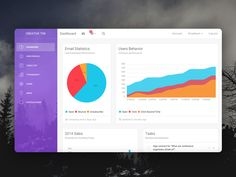 Light Bootstrap Dashboard FREE comes with a big collections of elements that will offer you multiple possibilities to create the app that best fits your needs. It can be used to create admin panels, project management systems, web applications backend, CMS or CRM.