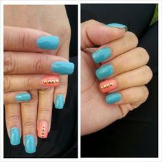#L'oreal #Essie Beautiful nails #nail art #nail ideas #acrylic nails #gel nails